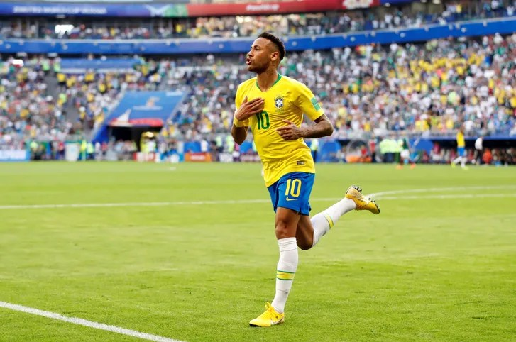 World Cup 2018  Neymar Fools Mexico  and Brazil Wins Again   The New     World Cup 2018  Neymar Fools Mexico  and Brazil Wins Again