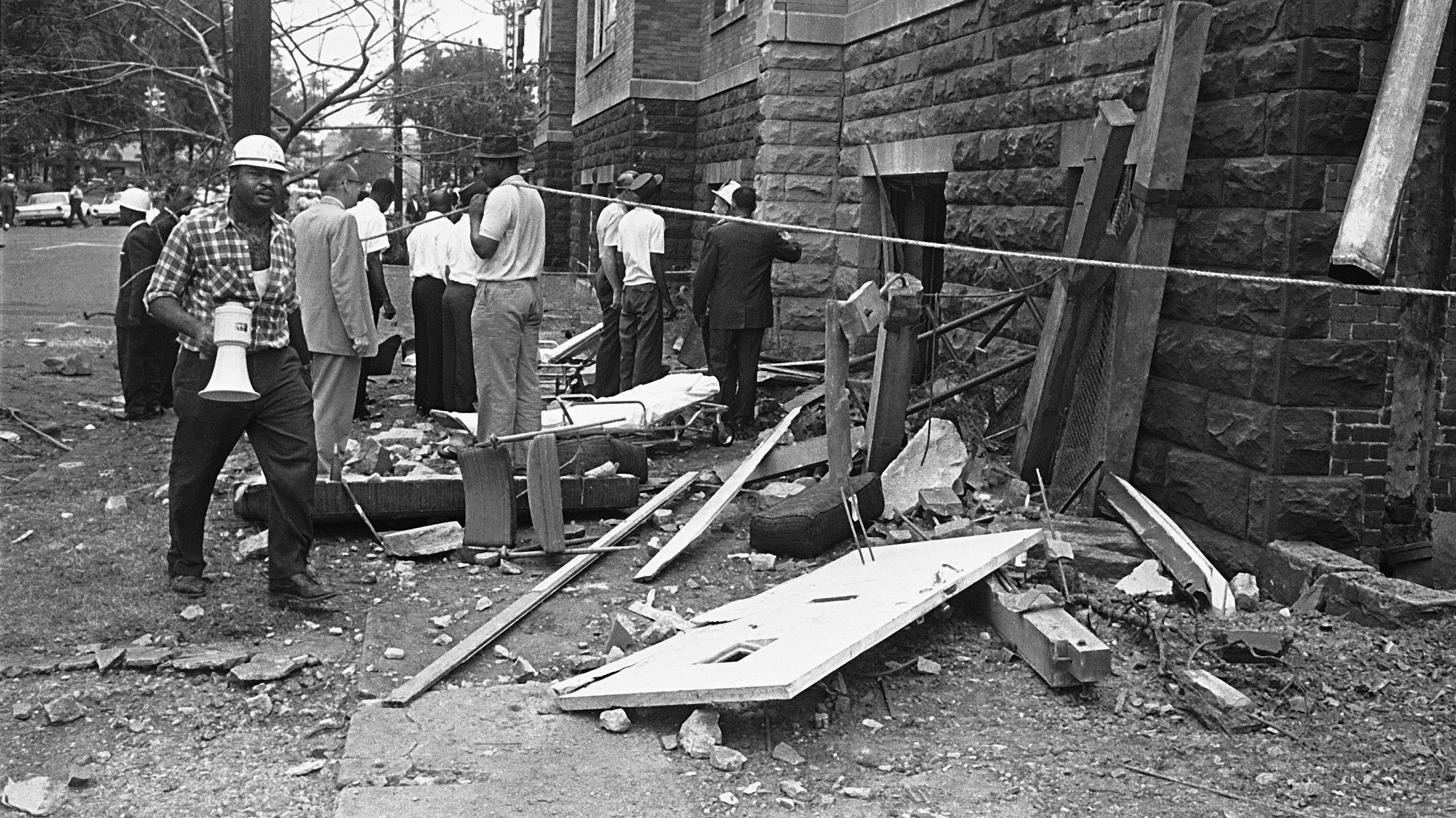 Congress Honors Victims Of Infamous Alabama Church Bombing : Code Switch : NPR