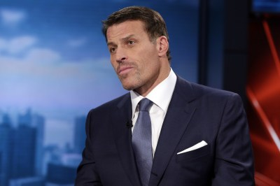 Dozens Burned During Tony Robbins Motivational Exercise : The Two-Way : NPR