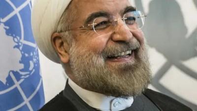 Iraanse president Rohani wil tweede termijn | NU - Het laatste nieuws het eerst op NU.nl