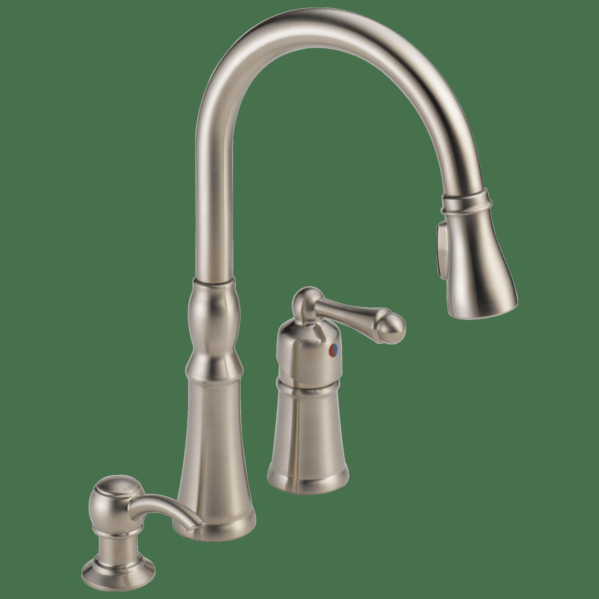 single handle faucets kitchen faucet sale Single Handle Pull Down Kitchen Faucet