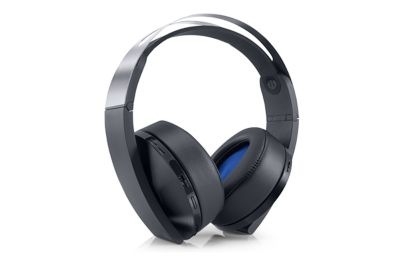 PlayStation 4 - Platinum Wireless Headset | Gaming Headset PS4