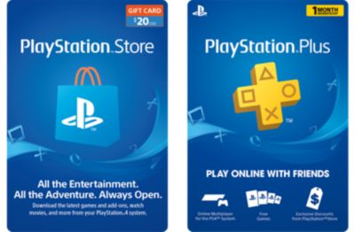 PSN Cards - PlayStation