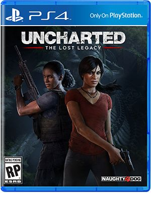 UNCHARTED: The Lost Legacy Game | PS4 - PlayStation