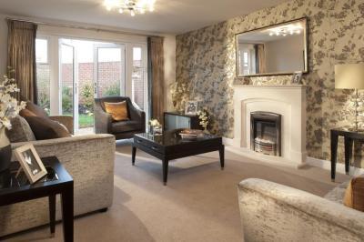 Wallpaper Living Room Design Ideas, Photos & Inspiration | Rightmove Home Ideas