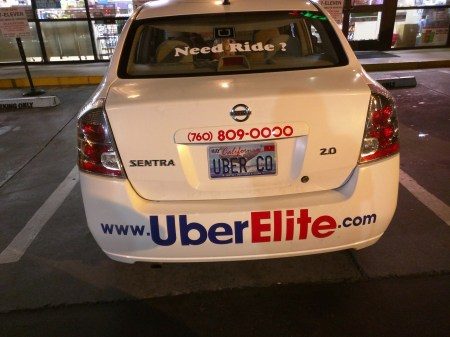 Uber San Diego
