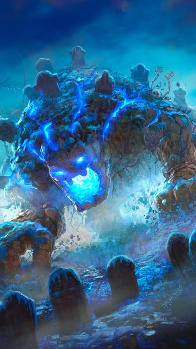 Decorate Your Desktop With These Spooky Hearthstone Wallpapers