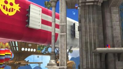 Rooftop Run - Retro Sonic - Sonic Generations - Gallery - Sonic SCANF