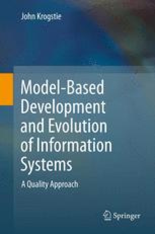 Methodologies for Computerised Information Systems Support in     Model Based Development and Evolution of Information Systems