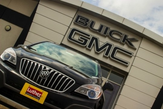Luther Brookdale Buick GMC in Brooklyn Center  MN   4301 68th Ave     Luther Brookdale Buick GMC
