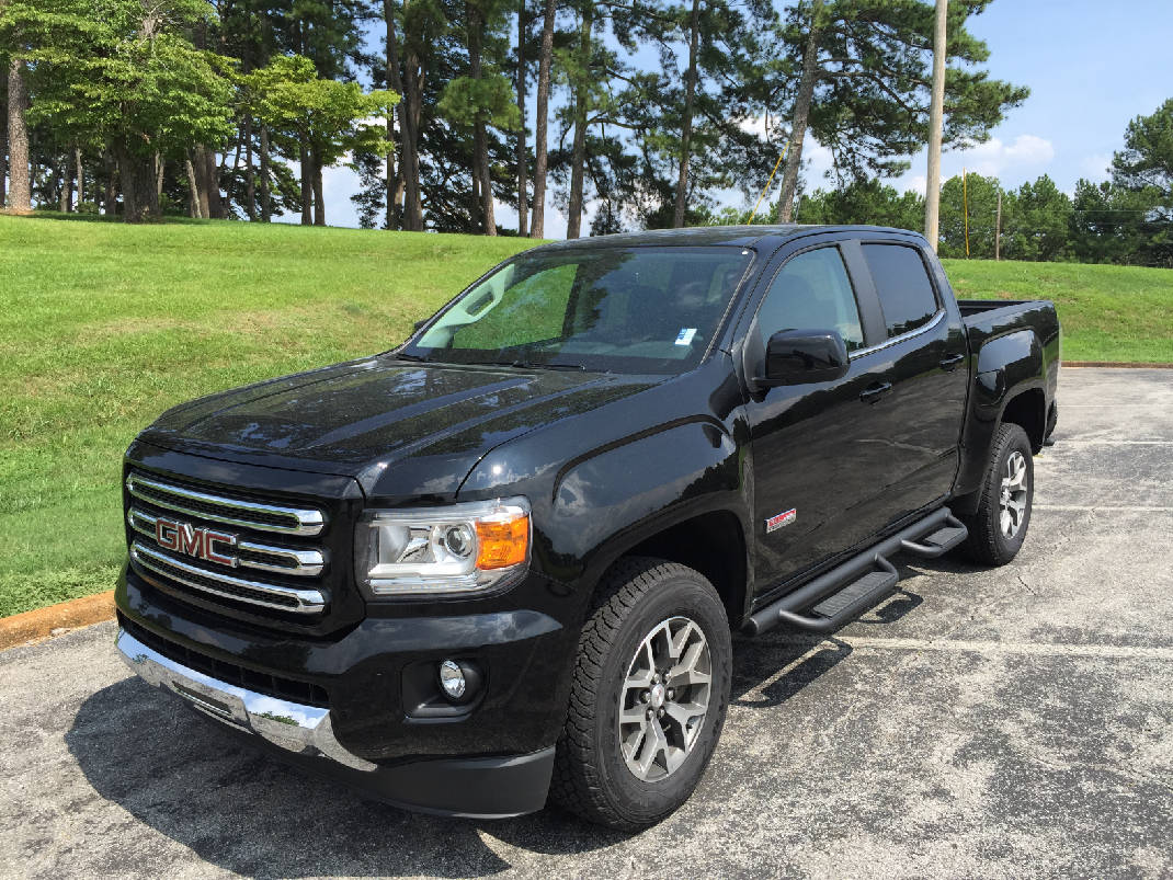 Test Drive  GMC Canyon combines brawn and beauty   Times Free Press