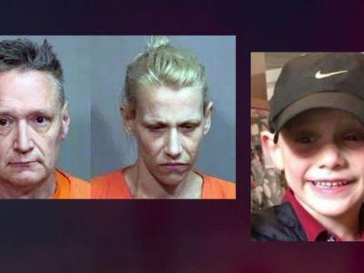 Coroner: Illinois boy AJ Freund beaten to death; parents held on $5M bond each | Truecrimedaily.com