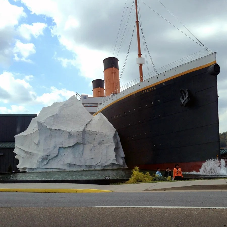 Remember the Titanic by Visiting These 6 Unusual Memorials   Vanity Fair Courtesy of Atlas Oscura      Jared Flickr  Titanic Museum Attraction