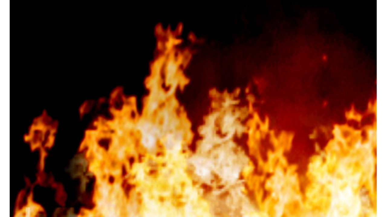 Crews responded to a house fire in Marion County