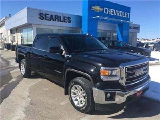 New and Used Cars For Sale Ingersoll   AutoCatch 2015 GMC Sierra 1500 SLE in Ingersoll  Ontario