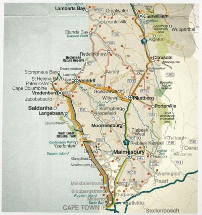 Travel - West Coast, South Africa » Garden Route Portraits