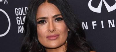 Salma Hayek: Harvey Weinstein war mein Monster