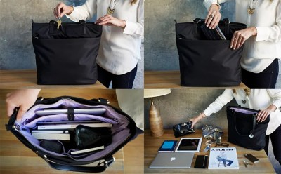 Lo & Sons — The T.T. | Stylish Laptop Bags For Women | POPSUGAR Tech Photo 5