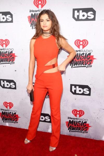 Selena Gomez at iHeartRadio Music Awards 2016 | POPSUGAR Celebrity Photo 5