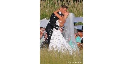 Julianne Hough Wedding Pictures | POPSUGAR Celebrity Photo 10