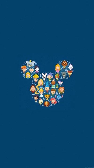 Disney Characters | Disney iPhone Wallpapers | POPSUGAR Tech Photo 5