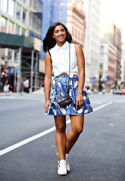 Tie up a sleeveless top to beat the heat   How to Tie Your ...