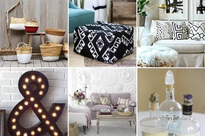 Best DIY Projects For Home Decorating | POPSUGAR Home