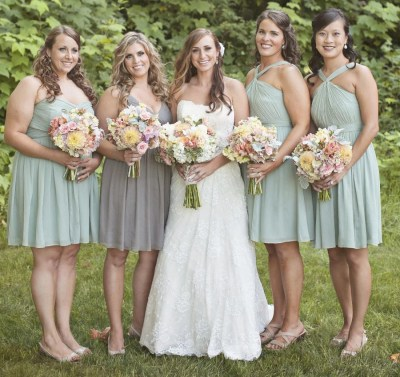 Bridesmaid Dresses Inspiration   POPSUGAR Fashion