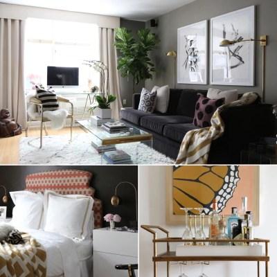 Interior Designer's NYC Apartment Is Full of DIY ...