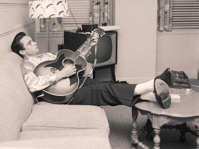 Illustrated biography celebrates life of Johnny Cash ...
