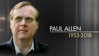 Microsoft co-founder Paul Allen dies at 65 | Fox Business