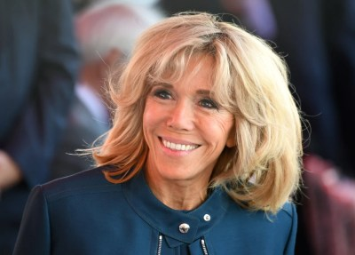 Petition Builds Against French President Macron's First Lady Plan for Brigitte - NBC News