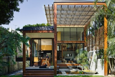 Light in spades: Garden House | ArchitectureAU