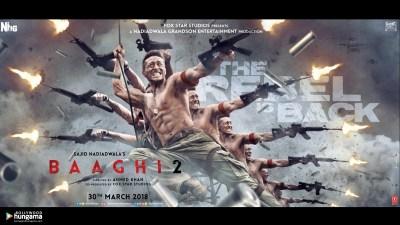Baaghi 2 2018 Wallpapers | baaghi-2-17 - Bollywood Hungama
