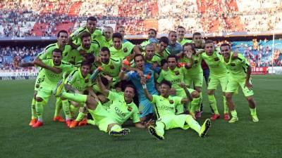 Ten key moments of La Liga 2014/15 | FC Barcelona