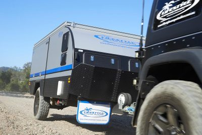 The Reconn 100% Austrailan Made Off Road Camper Trailer