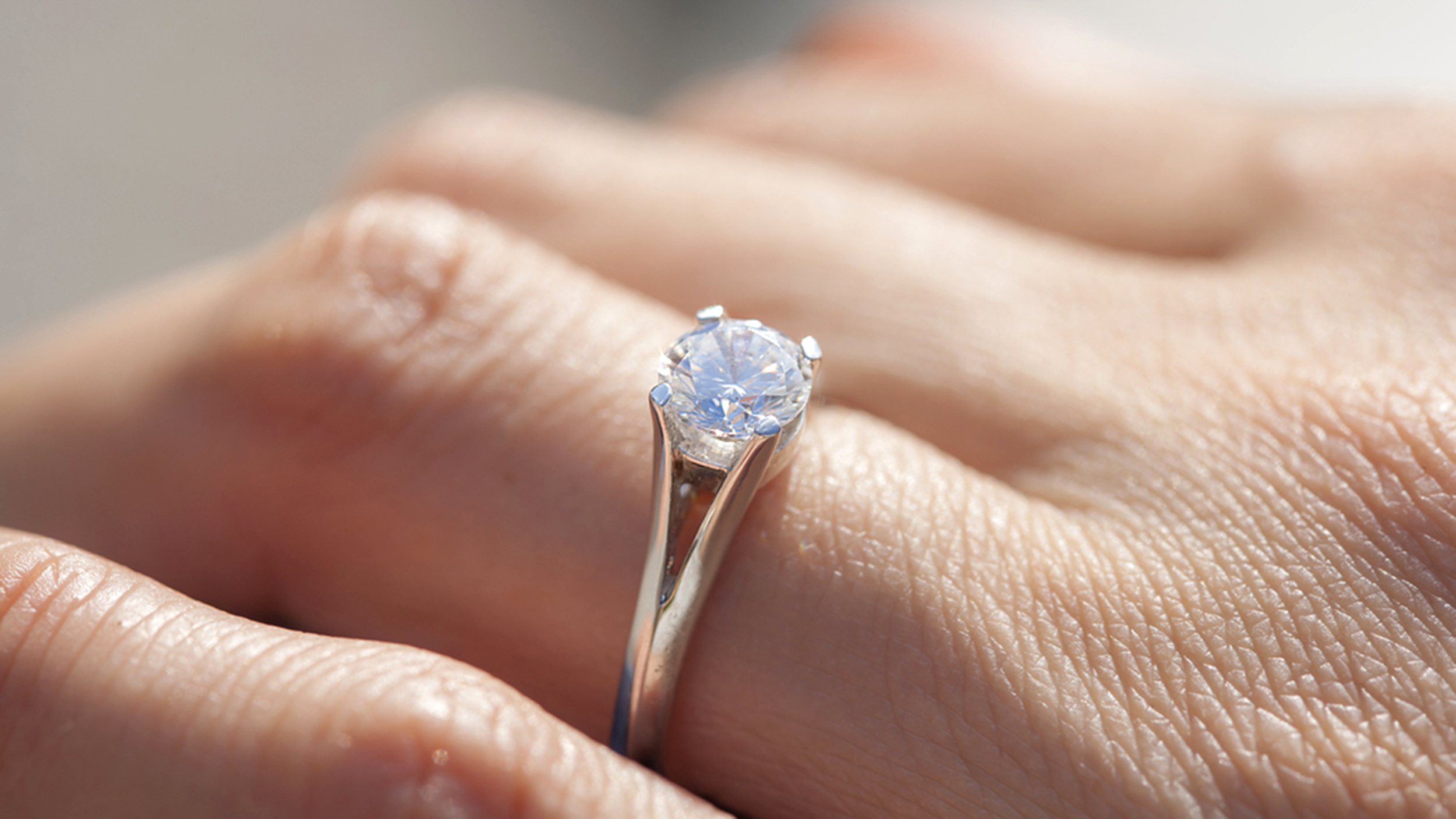 what cost your engagement ring may say about your marriage engagement wedding rings What the cost of your engagement ring may say about your marriage TODAY com