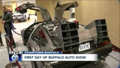 Buffalo Auto Show starts at Buffalo Niagara Convention Center - WKBW.com Buffalo, NY