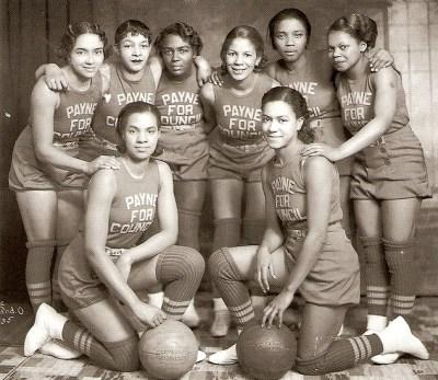 Councilman L.O. Payne's All Female Basketball Team (1935 ...