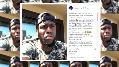 The brief timeline of Kevin Hart's 2019 Oscars Twitter fiasco