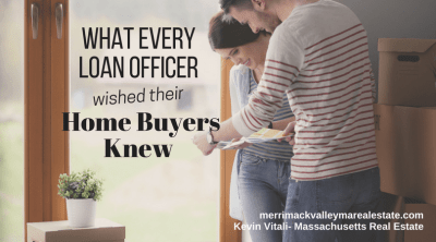 What Every Loan Officer Wished Their Home Buyers Knew