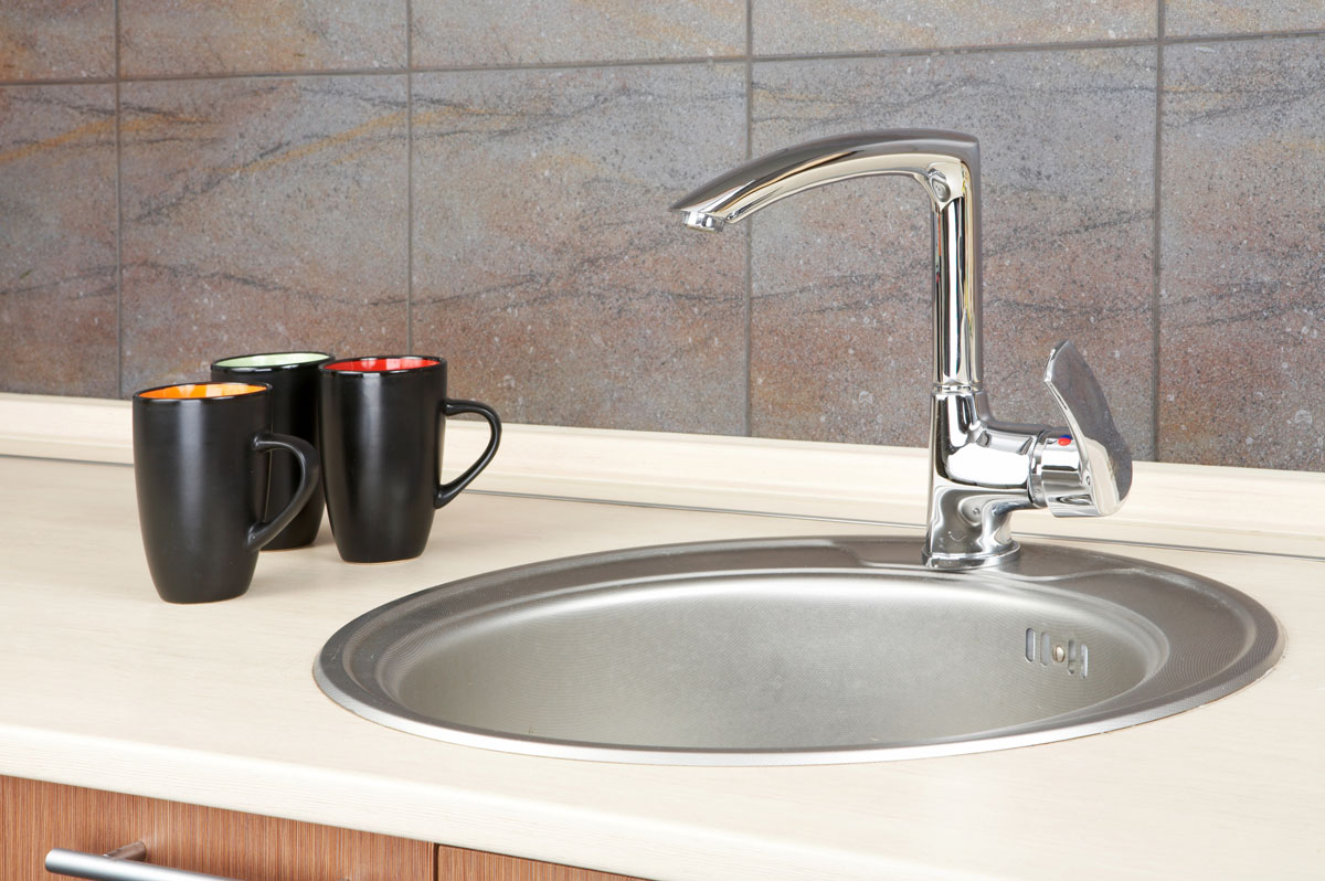 unclog kitchen sink kitchen sink draining slowly Unclog a Kitchen Sink How