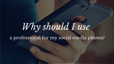 Why should I use a professional for my social media photos? | Miceli Productions