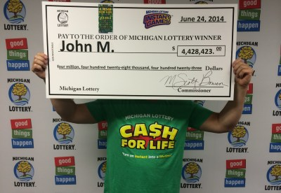 Late-Night Doughnut Run Turns Into $4.4 Million Prize for Lucky Romeo Lottery Player | Michigan ...