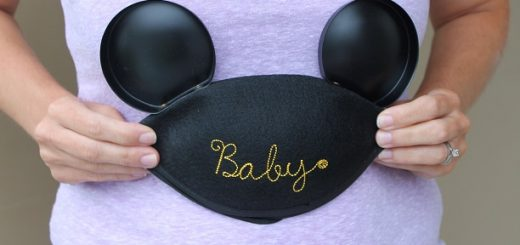 Disney Pregnancy Announcements