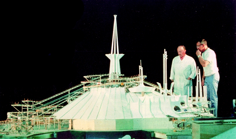 Early Space Mountain