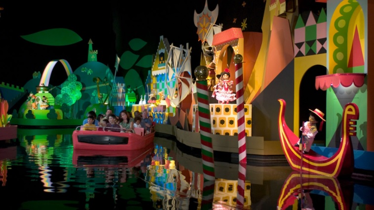 Its a Small World at Walt Disney World