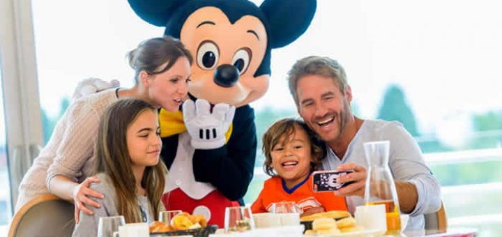 Disney fun restaurants