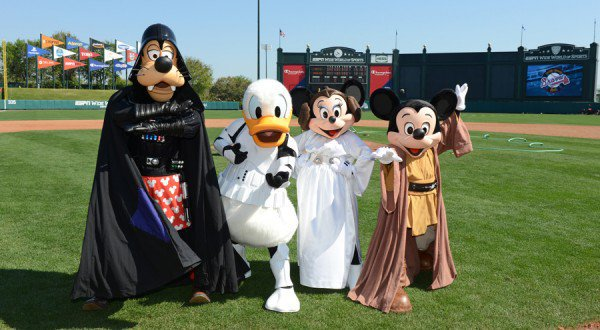 Star Wars spring training