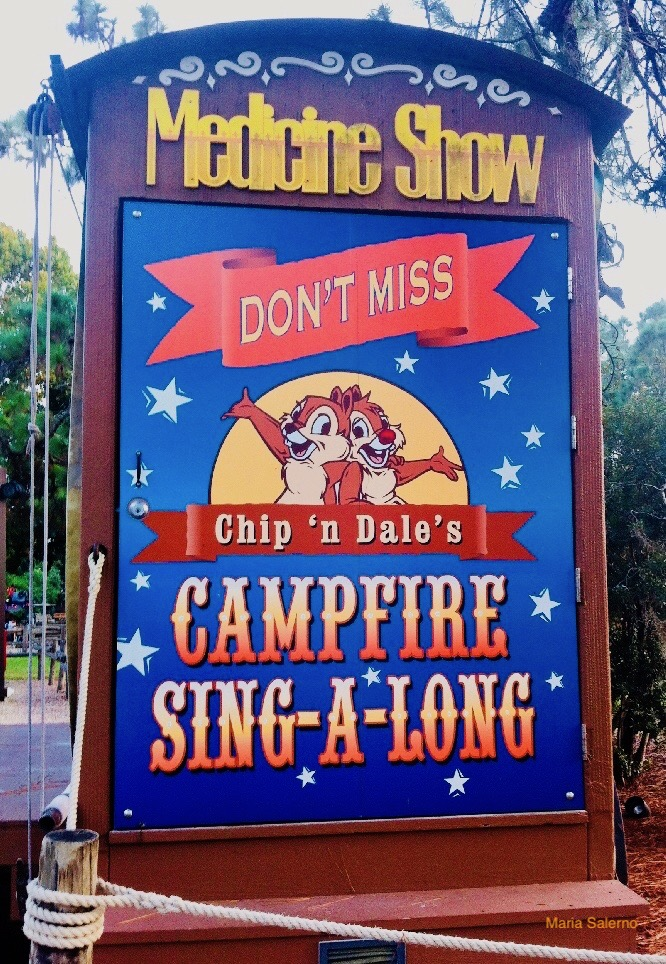 Chip N Dale Singalong